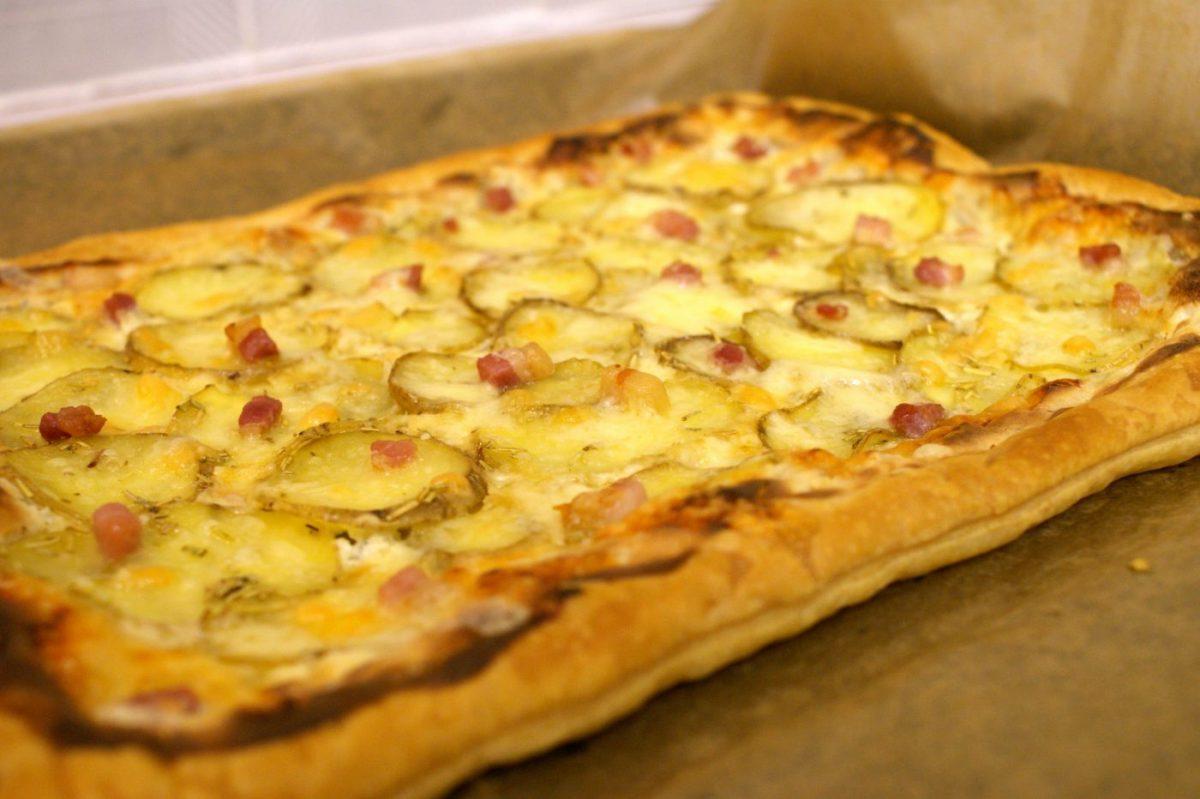 ah pizza kit deeg tomatensaus