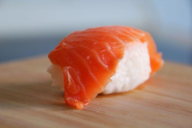 Dr perfekte Sushi-Reis