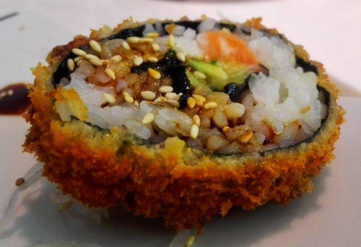 Mr. Hai Shabuki Age Sushi