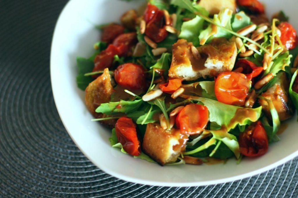 Das perfekte Salatdressing