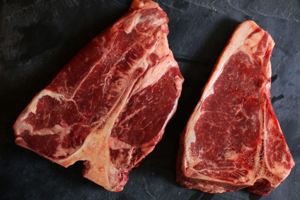 T-Bone-Steak sous-vide