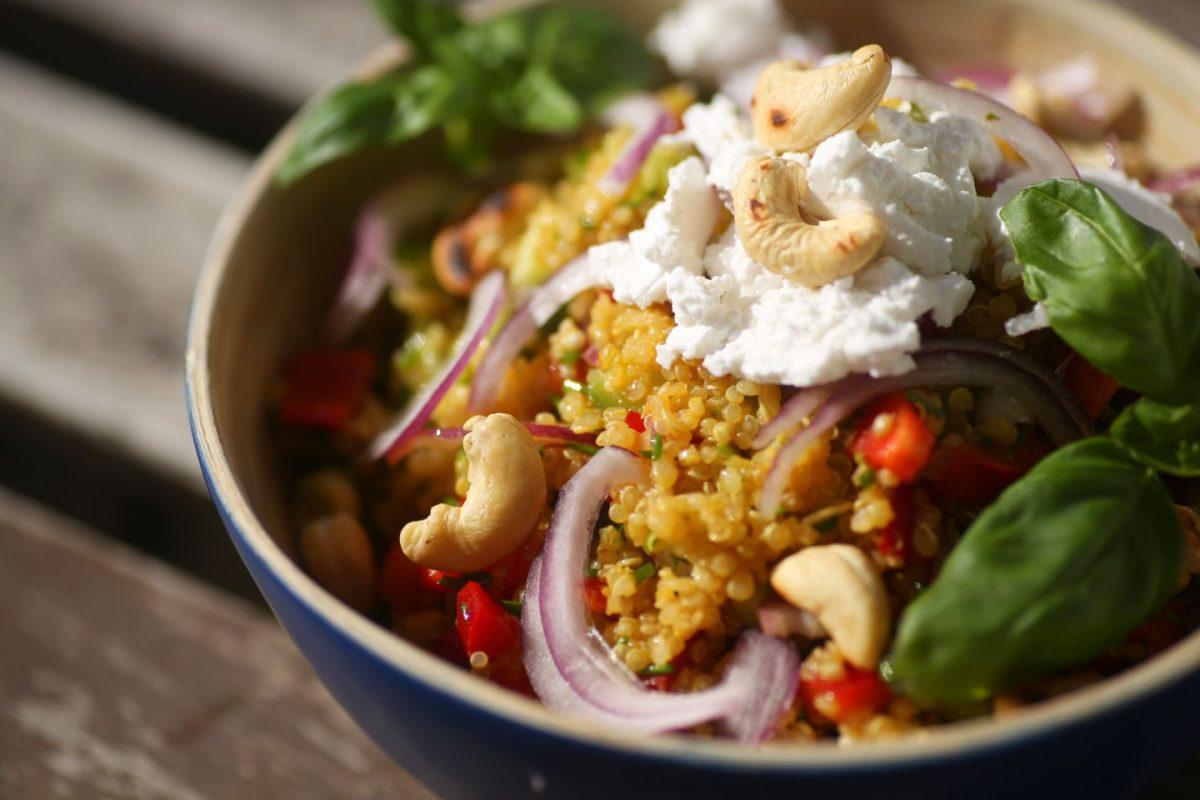 Quino-Salat