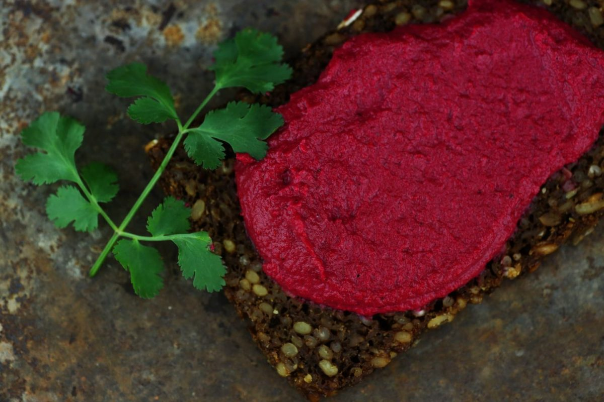 Rote Bete Mousse