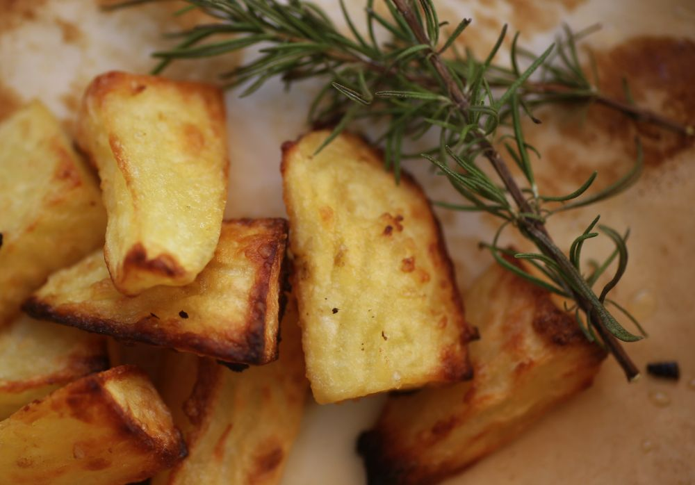 Knusprige Ofenkartoffeln1
