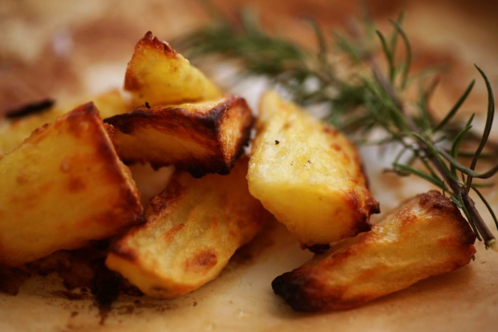 Knusprige-Ofenkartoffeln