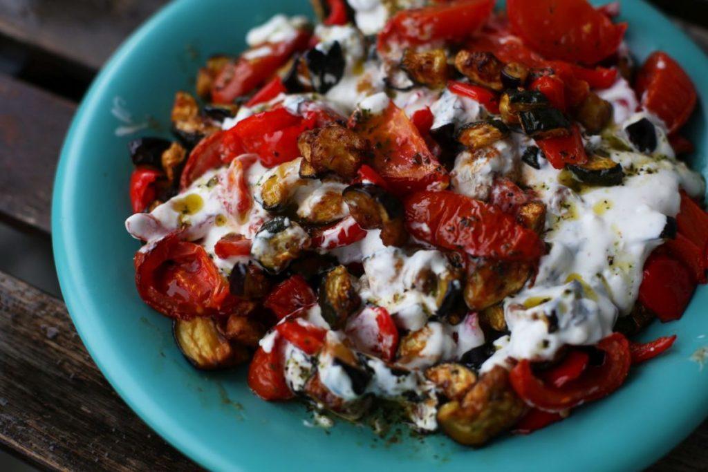 Frittiertes Gemüse2