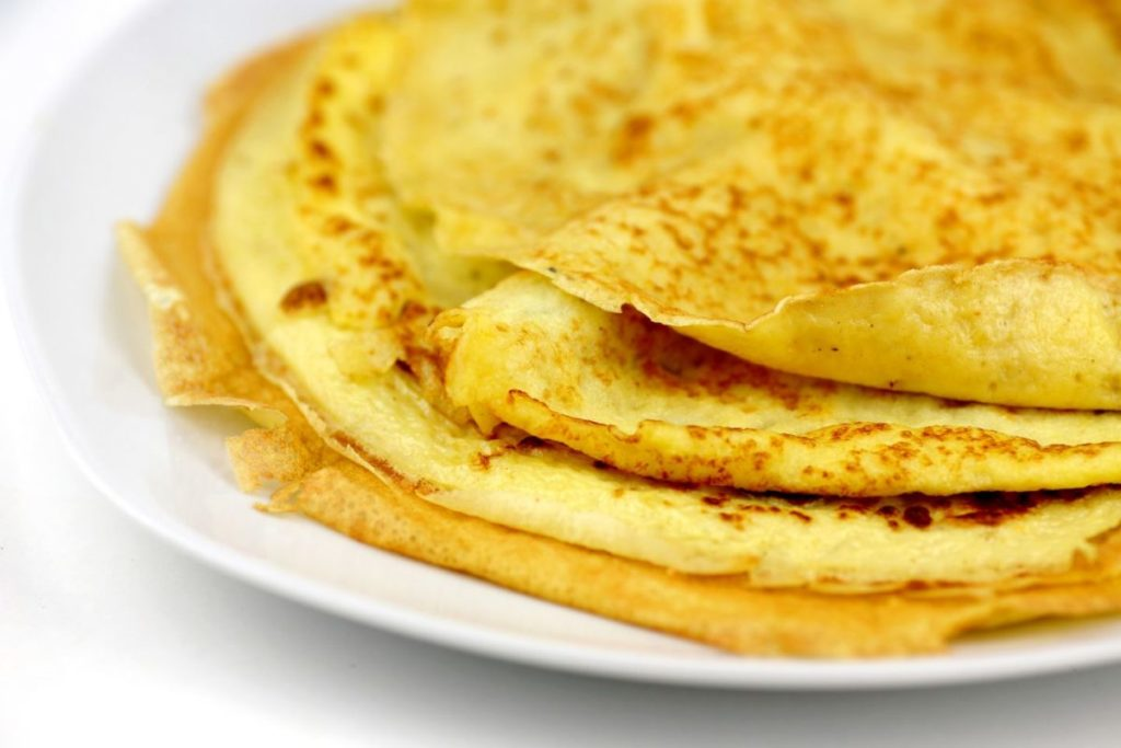 Perfekte Pfannkuchen