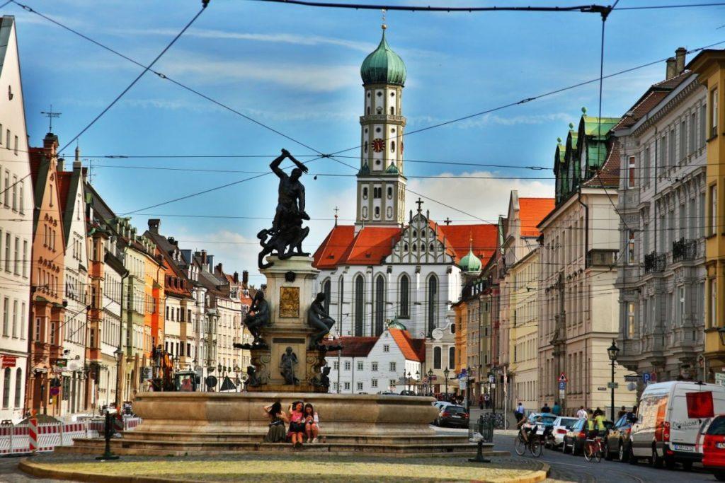Augssburg Innenstadt