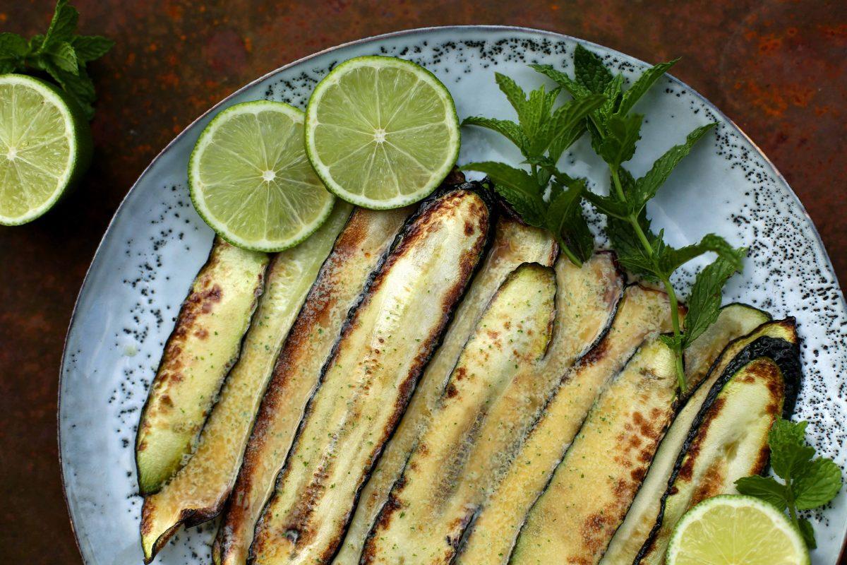 Zucchini Mojito
