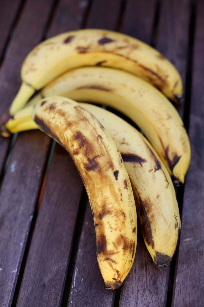 Reife Bananen für's Bananabread