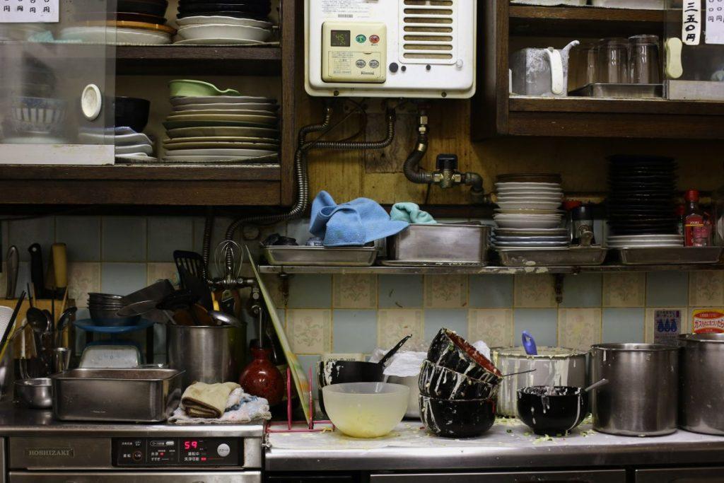Okonomiyaki bei Chitose