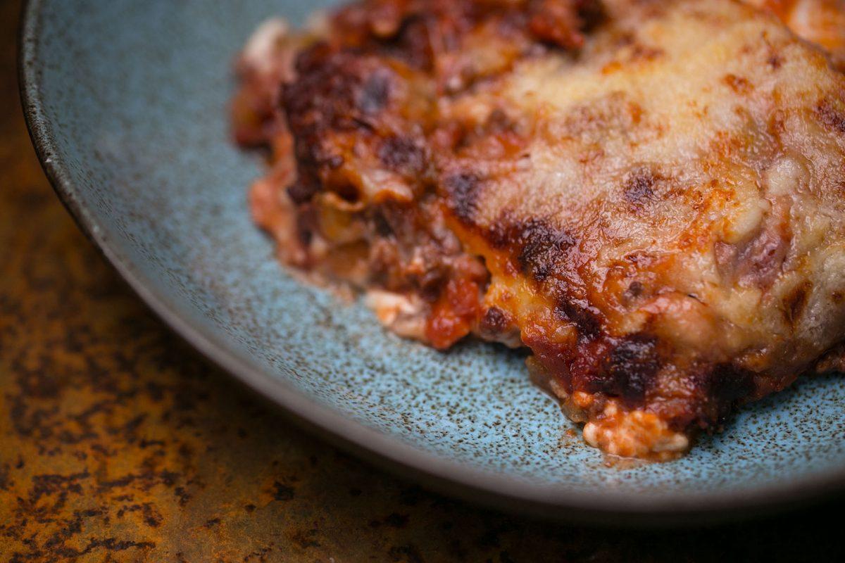 de beste lasagne