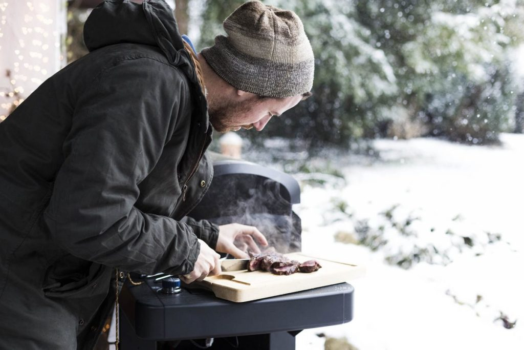 Campingaz Wintergrillen
