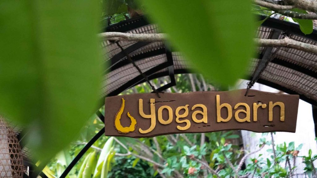 Yoga Barn Ubud