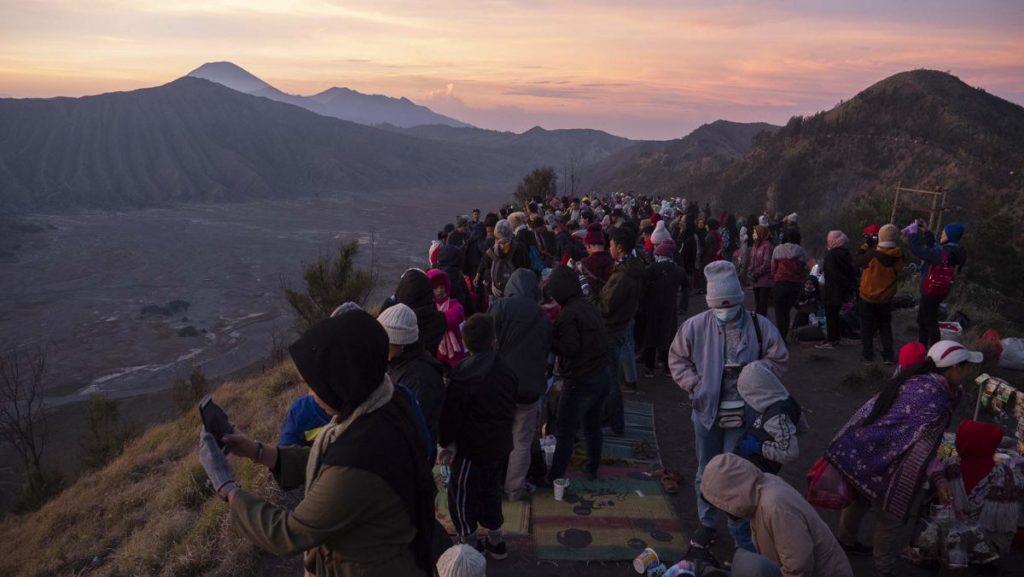 Reisen auf Java: Mt. Bromo