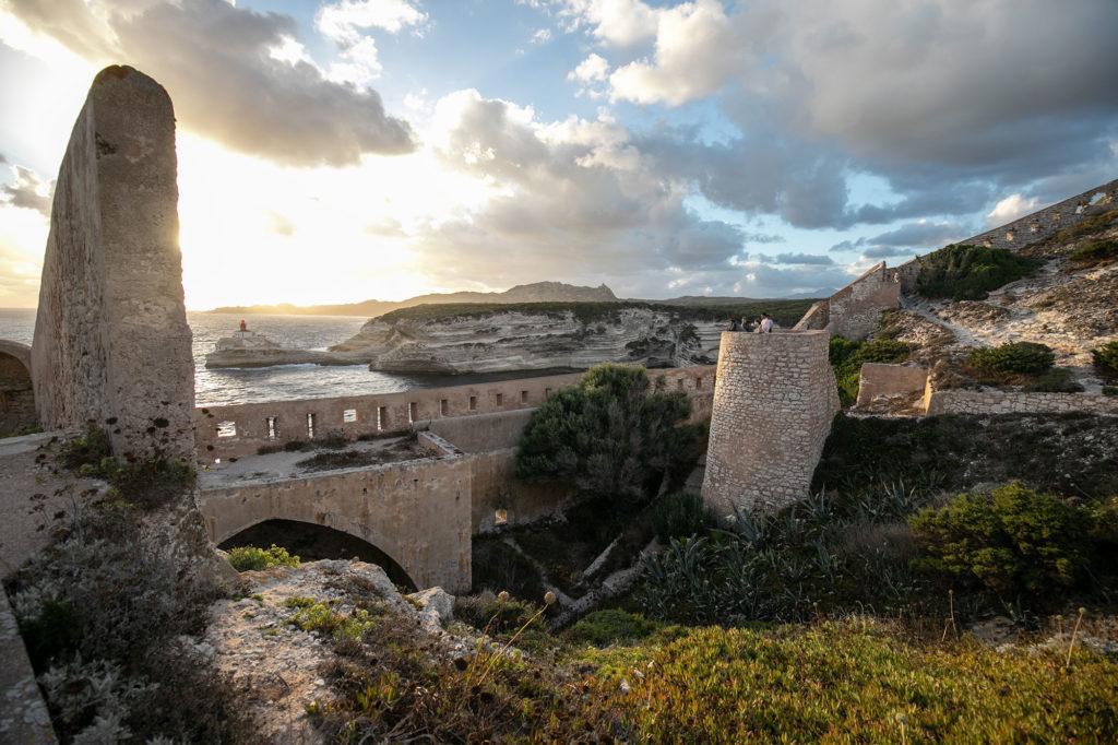 Korsika-Rundreise: Stopp in Bonifacio