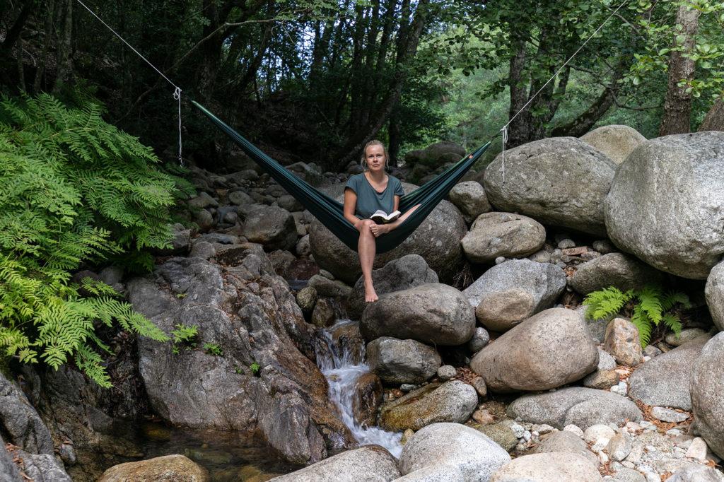 Korsika-Rundreise: zeit für Entspannung