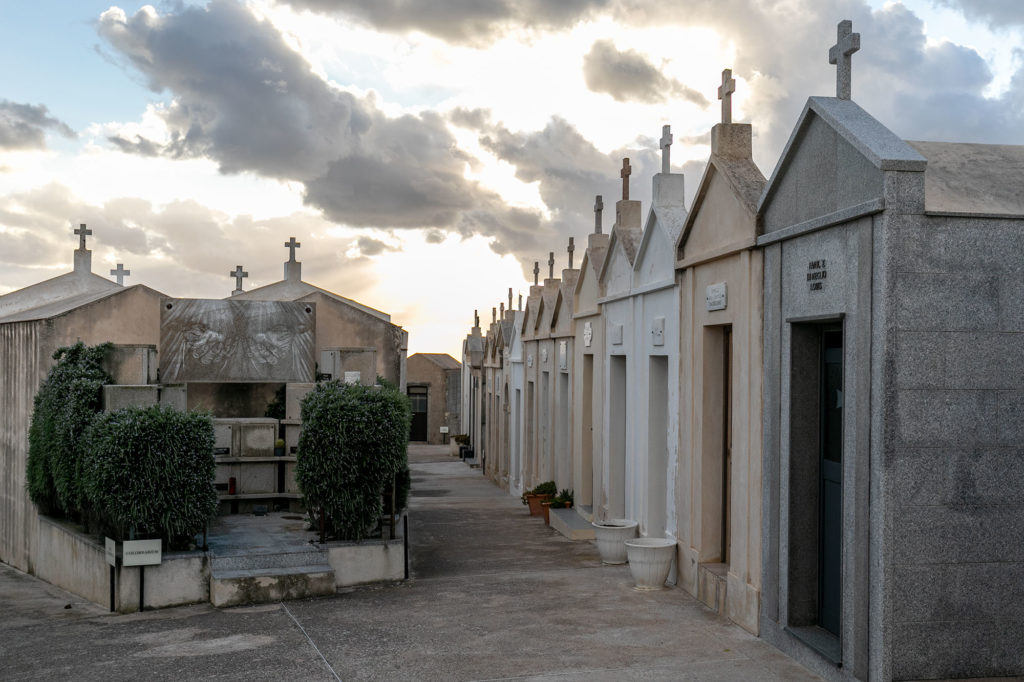 Friedhof in Bonifacio