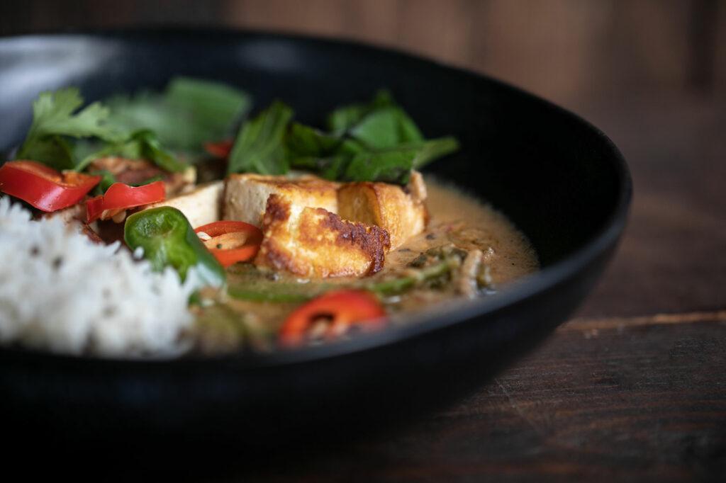 Thai-Curry wie man es auch in Bangkok findet.