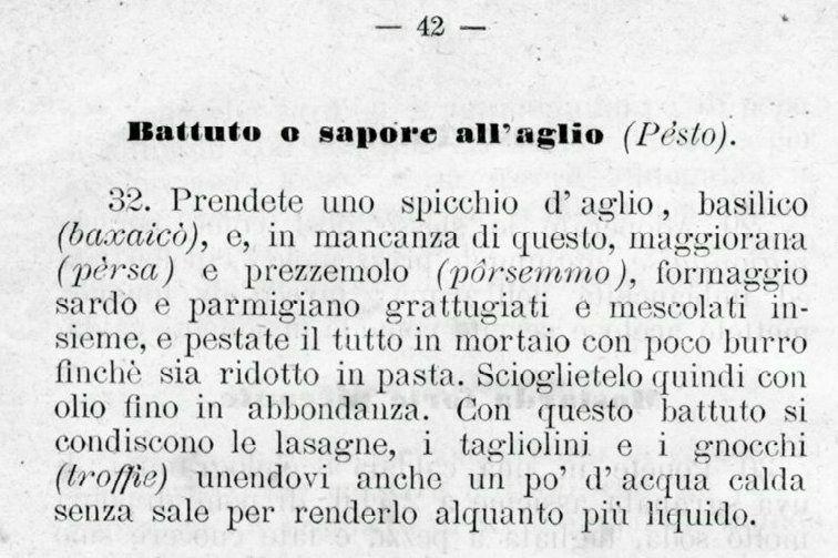 Pesto Original