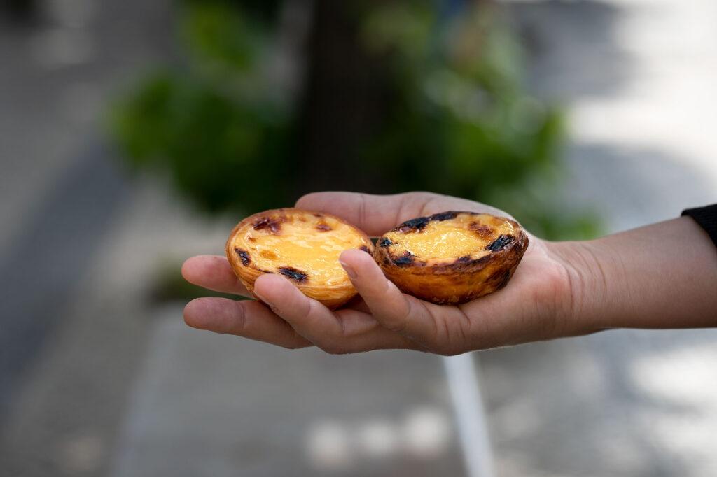 Pasteis de Nata in Lissabon