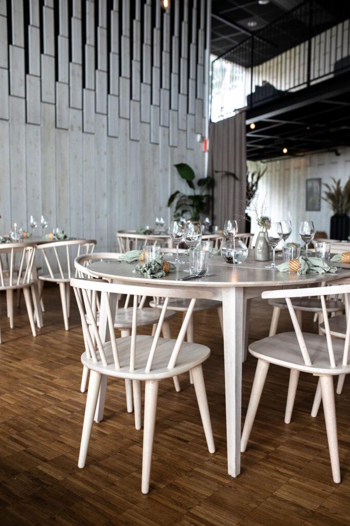 Das restaurant im Photo Art Museum