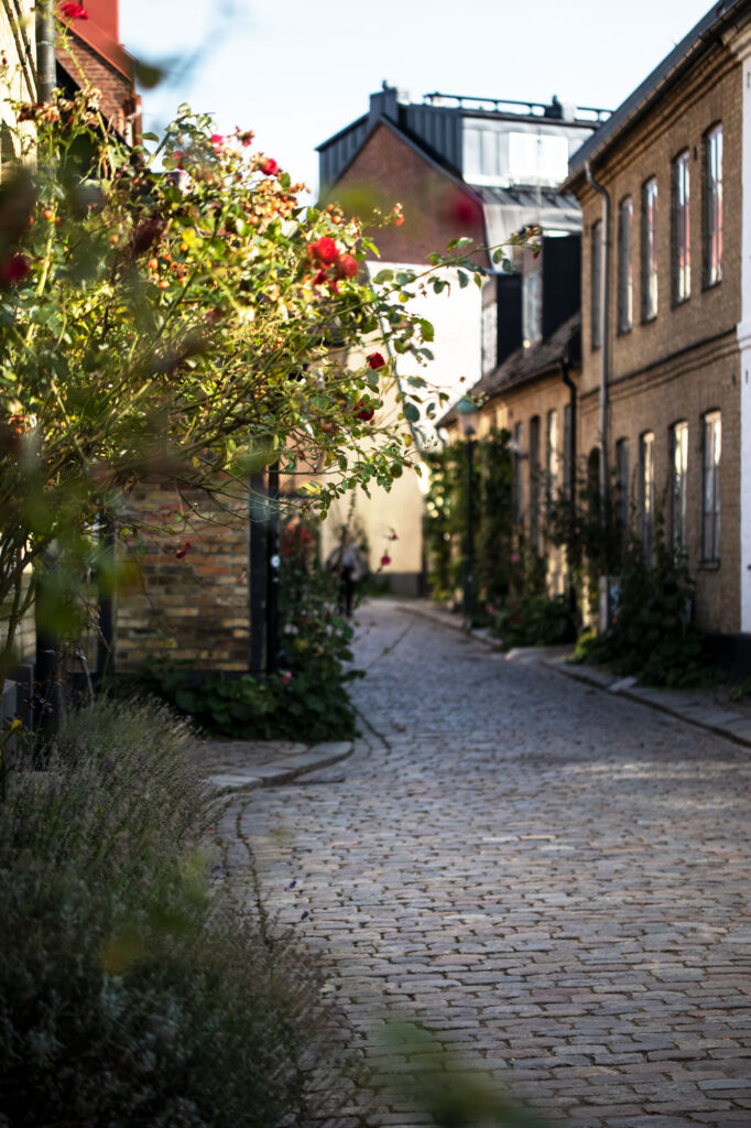 Die Altstadt von Lund