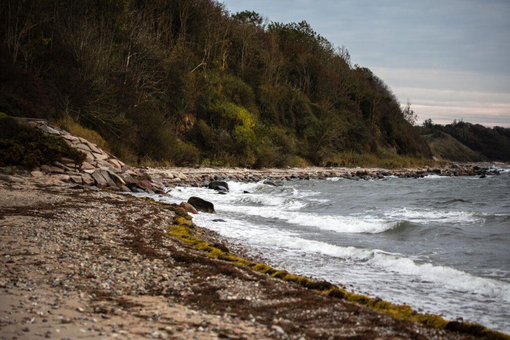 Die wilde Küste von Ven