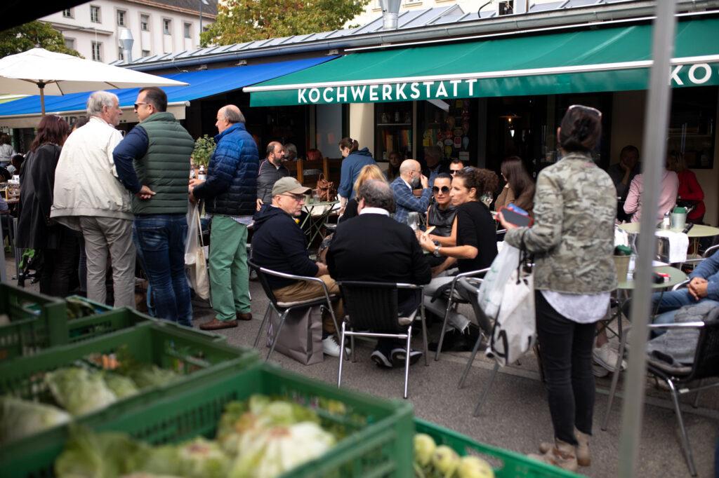 Geheimtipps am Wörthersee: Kochwerkstatt am Benediktiner Markt